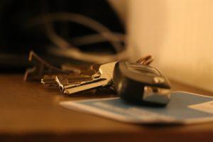 Sprzedaż samochodu, klucz do sprzedaży samochodu